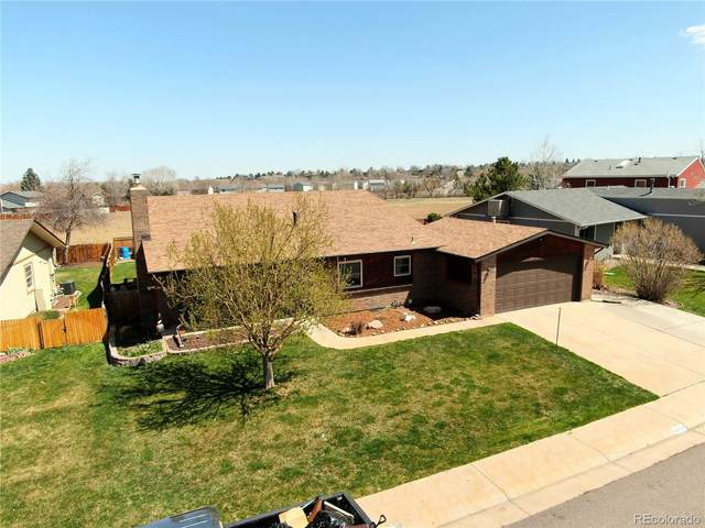 4644 S Union Street, Morrison, CO 80465 (#7642283) :: Berkshire Hathaway HomeServices Innovative Real Estate