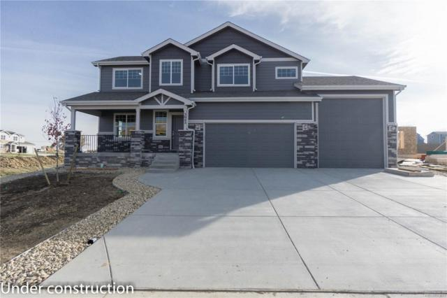 306 Kirkland Lane, Johnstown, CO 80534 (#7642313) :: The City and Mountains Group