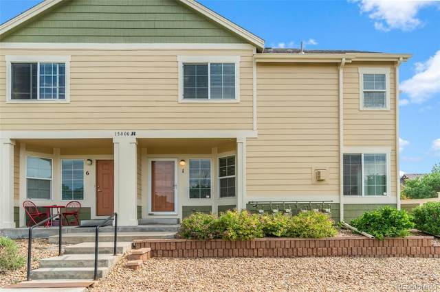 15800 E 121st Avenue R1, Commerce City, CO 80603 (MLS #7642560) :: Bliss Realty Group