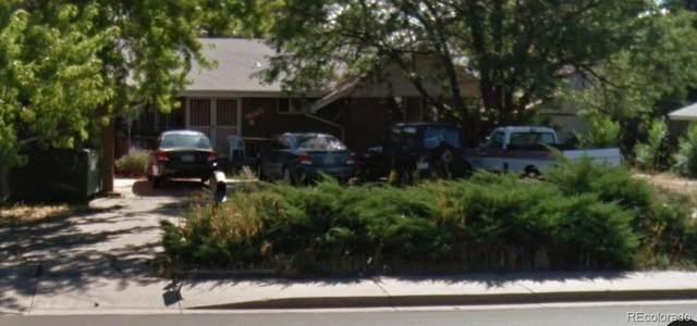 1540 S Pierce Street, Lakewood, CO 80232 (#7642902) :: Berkshire Hathaway HomeServices Innovative Real Estate