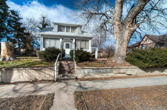 4709 W 29th Avenue, Denver, CO 80212 (#7643417) :: The Heyl Group at Keller Williams