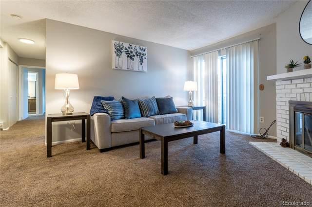 14806 E 2nd Avenue 108G, Aurora, CO 80011 (MLS #7643888) :: 8z Real Estate