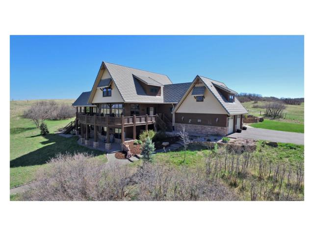 3145 Big Bear Drive, Sedalia, CO 80135 (MLS #7644419) :: 8z Real Estate
