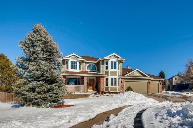 11508 Greenbriar Lane, Parker, CO 80138 (#7644897) :: House Hunters Colorado