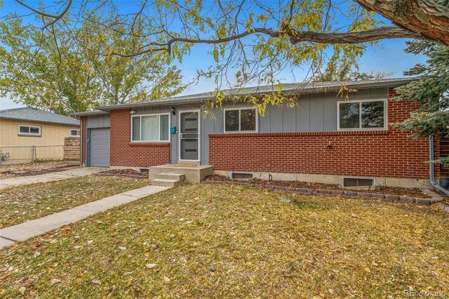 9614 W 62nd Place, Arvada, CO 80004 (MLS #7645274) :: 8z Real Estate
