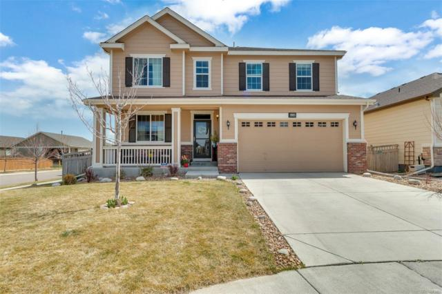 6256 Walnut Grove Street, Frederick, CO 80516 (#7645340) :: House Hunters Colorado