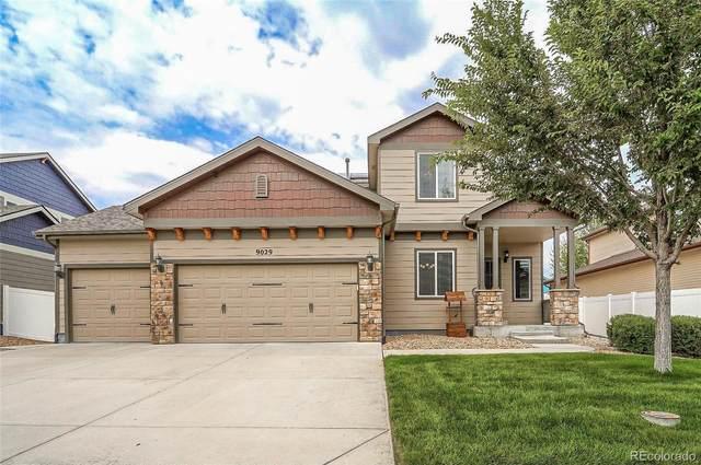 9029 Eldorado Avenue, Frederick, CO 80504 (#7645435) :: Kimberly Austin Properties