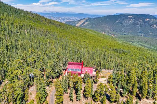 1801 Squaw Mtn Trail, Idaho Springs, CO 80452 (#7645618) :: The Margolis Team