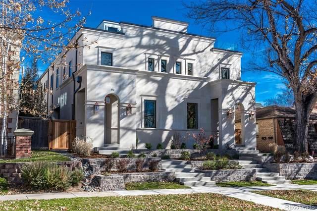 332 N Monroe Street, Denver, CO 80206 (MLS #7645671) :: Bliss Realty Group