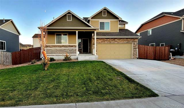 908 W Independent Avenue, La Salle, CO 80645 (#7646013) :: The DeGrood Team