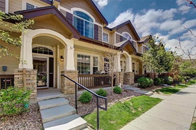 1409 Royal Troon Drive, Castle Rock, CO 80104 (#7646034) :: The Harling Team @ Homesmart Realty Group