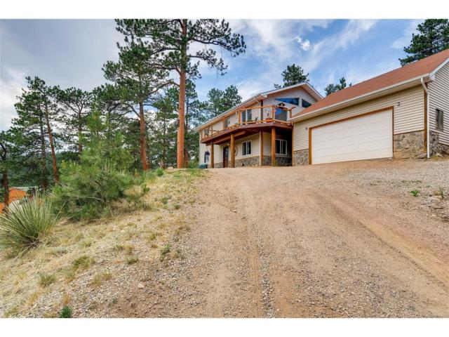 4117 County Road 72, Bailey, CO 80421 (MLS #7646499) :: 8z Real Estate