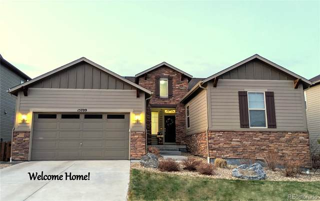 15709 W 95th Place, Arvada, CO 80007 (MLS #7647277) :: Bliss Realty Group