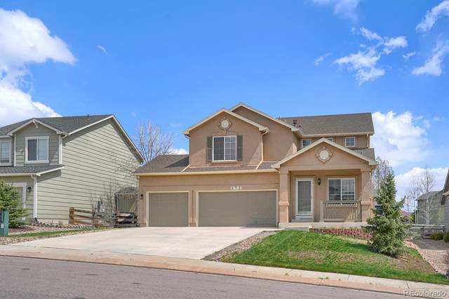 572 Oxbow Drive, Monument, CO 80132 (#7647885) :: The HomeSmiths Team - Keller Williams