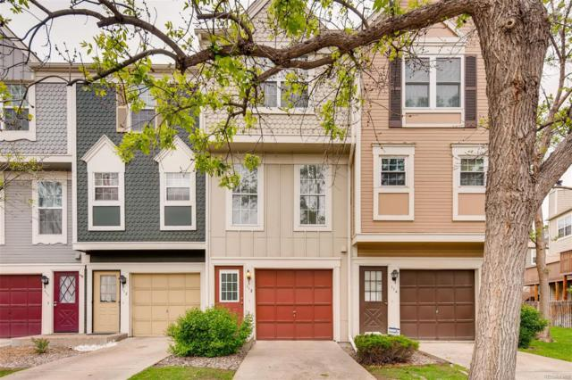 1699 S Trenton Street #113, Denver, CO 80231 (MLS #7647920) :: Keller Williams Realty