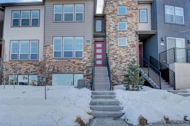2584 Meadows Boulevard D, Castle Rock, CO 80109 (#7648001) :: Ben Kinney Real Estate Team