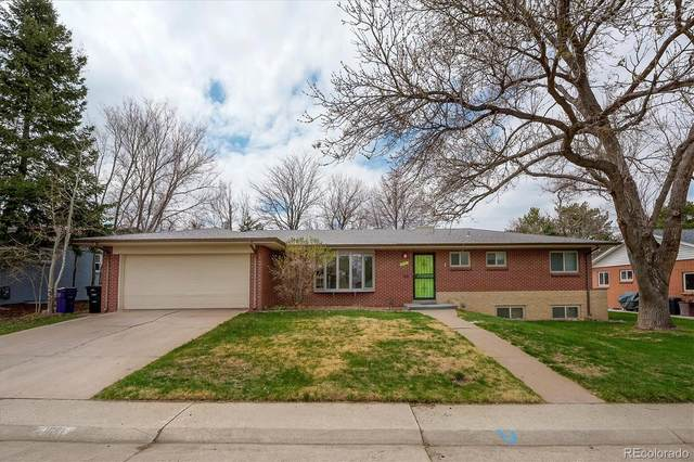 1581 S Flamingo Way, Denver, CO 80222 (MLS #7648120) :: The Sam Biller Home Team