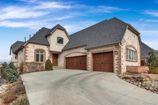 8247 S Forest Court, Centennial, CO 80122 (#7648207) :: Portenga Properties
