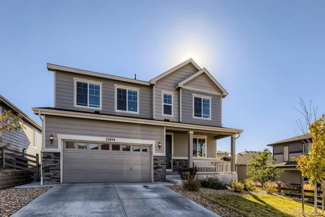 22824 E Layton Avenue, Aurora, CO 80015 (#7648436) :: Compass Colorado Realty