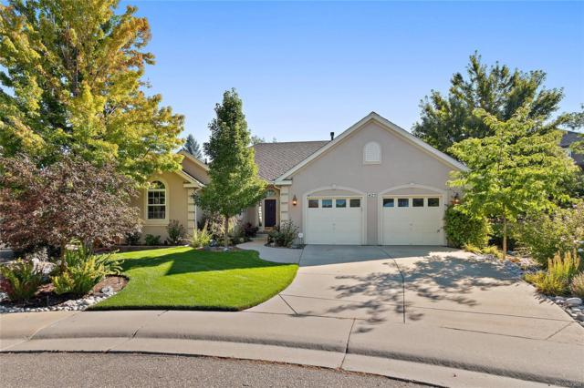 425 Brendon Court, Castle Pines, CO 80108 (#7648776) :: The Peak Properties Group