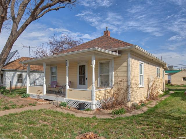 337 6th Street, Frederick, CO 80530 (#7649268) :: The Pete Cook Home Group