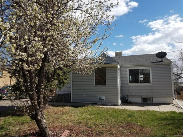3250 W Girard Avenue, Englewood, CO 80110 (#7649336) :: The Griffith Home Team