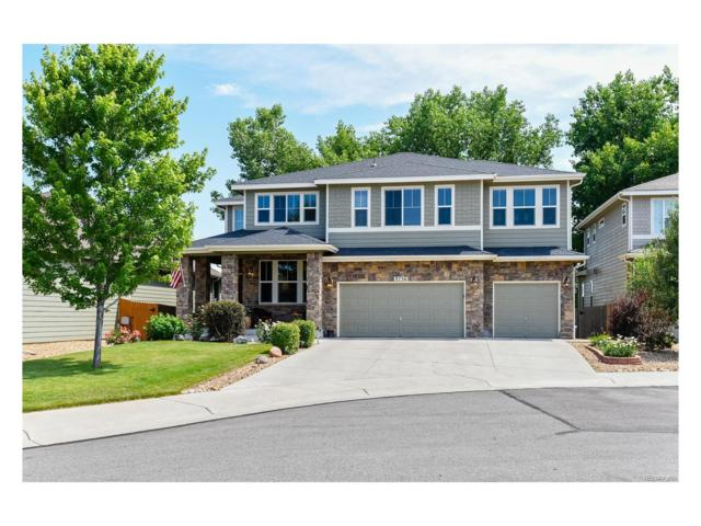 9756 W 71st Place, Arvada, CO 80004 (MLS #7649368) :: 8z Real Estate