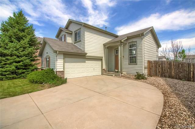 22143 E Mercer Place, Aurora, CO 80018 (MLS #7649584) :: Bliss Realty Group