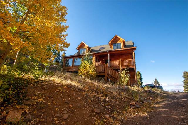 5771 Bear Paw Road, Golden, CO 80403 (MLS #7649605) :: 8z Real Estate
