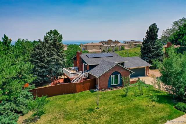1180 S Foothill Drive, Lakewood, CO 80228 (#7650147) :: Wisdom Real Estate