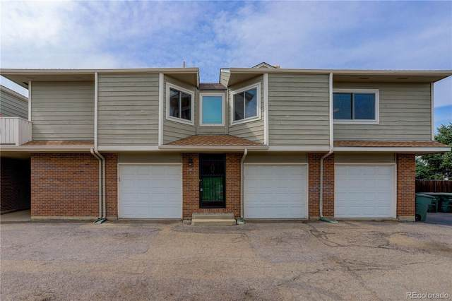 11217 Grant Drive B1, Northglenn, CO 80233 (#7650360) :: Bring Home Denver with Keller Williams Downtown Realty LLC