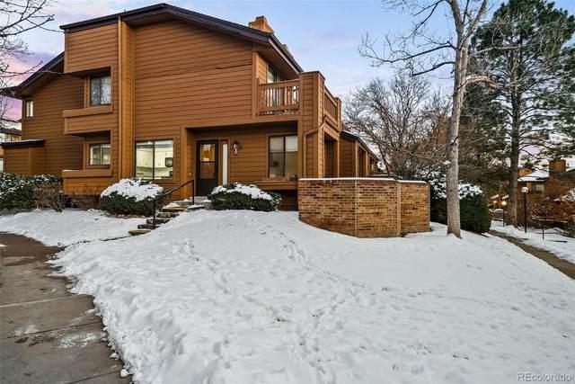 9400 E Iliff Avenue #281, Denver, CO 80231 (MLS #7650827) :: 8z Real Estate