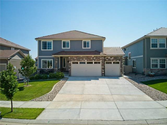 3437 Sandalwood Lane, Johnstown, CO 80534 (#7650916) :: The DeGrood Team