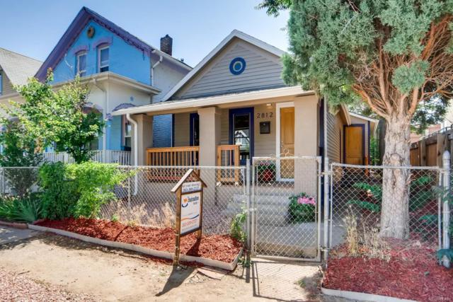 2812 Stout Street, Denver, CO 80205 (#7651225) :: James Crocker Team