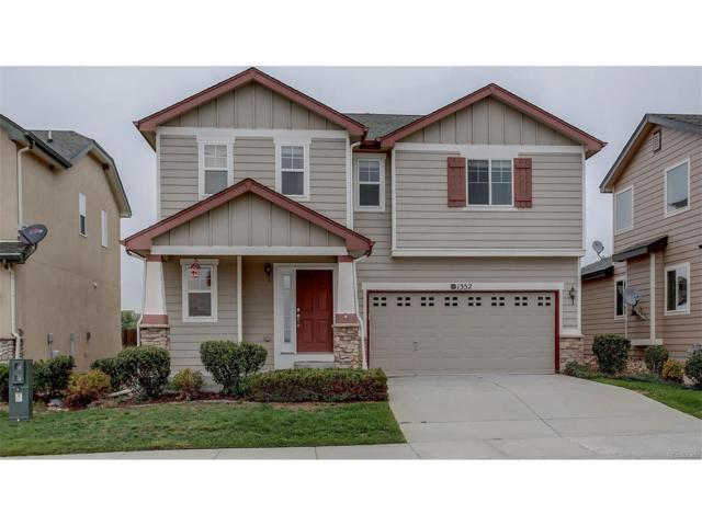 1352 Red Mica Way, Monument, CO 80132 (MLS #7651239) :: 8z Real Estate