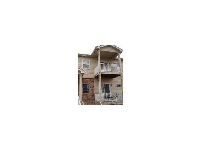 1731 W 53rd Place #8, Denver, CO 80221 (MLS #7651258) :: 8z Real Estate
