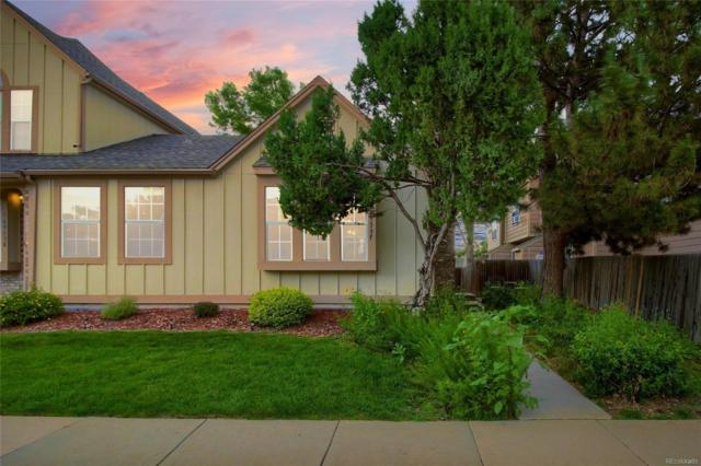 16953 E Whitaker Drive F, Aurora, CO 80015 (#7651788) :: James Crocker Team
