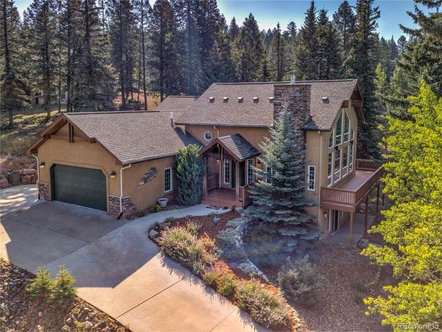 510 Pembrook Drive, Woodland Park, CO 80863 (#7652067) :: Own-Sweethome Team