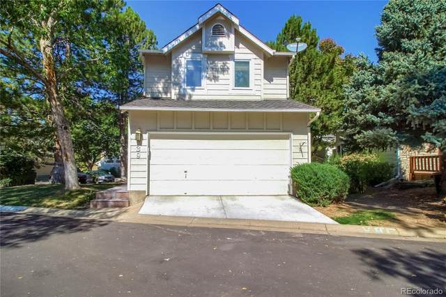 4605 S Yosemite Street #39, Denver, CO 80237 (#7652128) :: Berkshire Hathaway HomeServices Innovative Real Estate