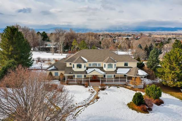 7205 Spring Creek Circle, Niwot, CO 80503 (MLS #7652743) :: Bliss Realty Group
