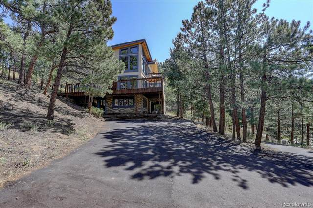 4520 Independence Trail, Evergreen, CO 80439 (MLS #7652777) :: 8z Real Estate