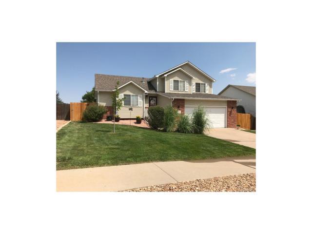 3306 Stirrup Lane, Evans, CO 80620 (MLS #7653234) :: 8z Real Estate