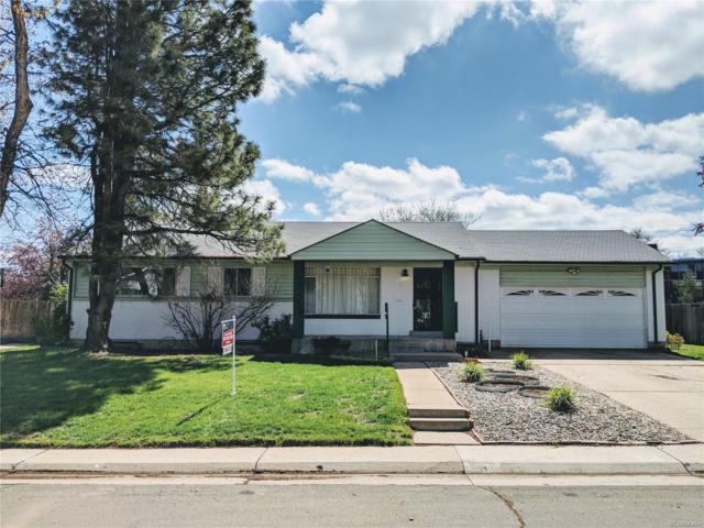 6574 S Race Circle, Centennial, CO 80121 (#7653471) :: House Hunters Colorado