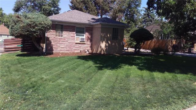 2041 N Florence Street, Aurora, CO 80010 (MLS #7653705) :: 8z Real Estate