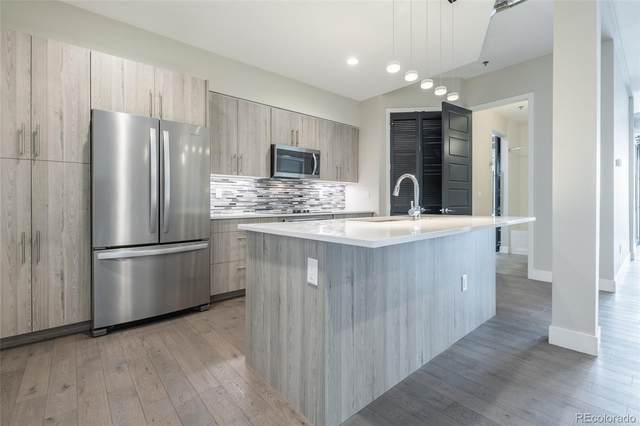 3198 Blake Street #407, Denver, CO 80205 (MLS #7653715) :: 8z Real Estate