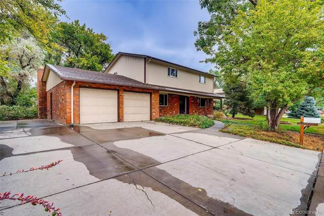 1405 W Hinsdale Drive, Littleton, CO 80120 (MLS #7653967) :: Neuhaus Real Estate, Inc.