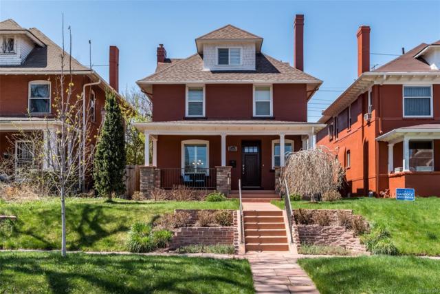 2323 N Gaylord Street, Denver, CO 80205 (MLS #7654150) :: 8z Real Estate