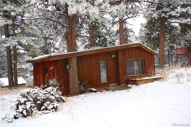 34 Pine Road, Golden, CO 80401 (#7654157) :: Bring Home Denver with Keller Williams Downtown Realty LLC