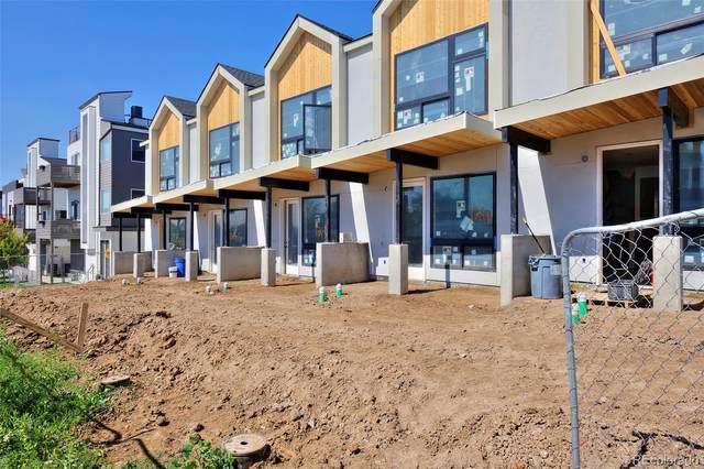 1247 Tennyson Street, Denver, CO 80204 (#7654194) :: The HomeSmiths Team - Keller Williams