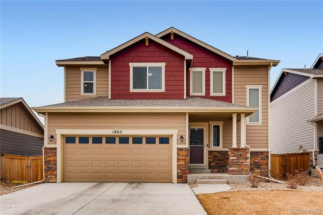1865 Vista Plaza Street, Severance, CO 80550 (#7654228) :: The Colorado Foothills Team | Berkshire Hathaway Elevated Living Real Estate